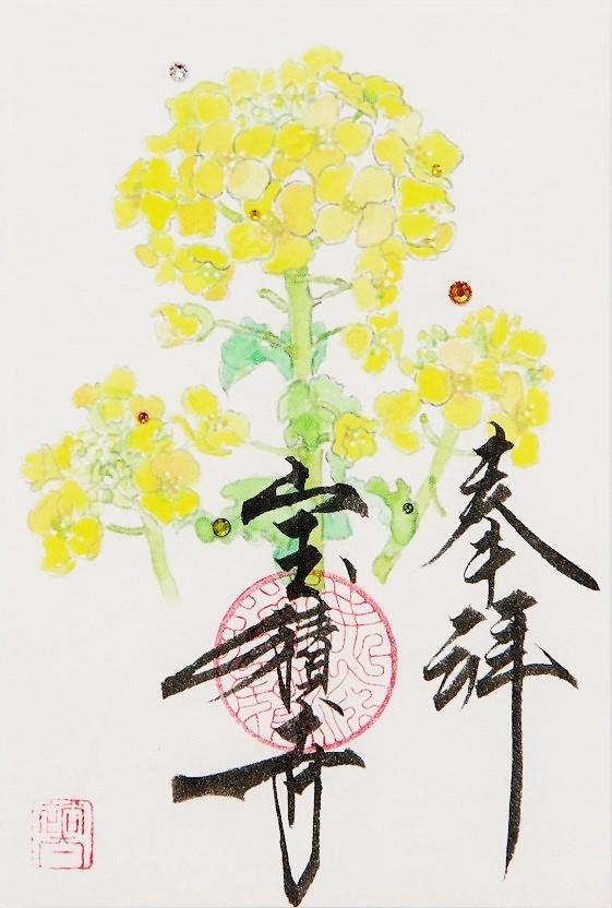 令和2年3月 菜の花